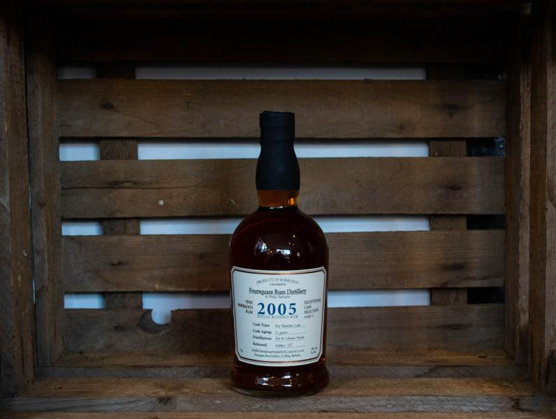 Foursquare Cask Strength 2005 59.0%