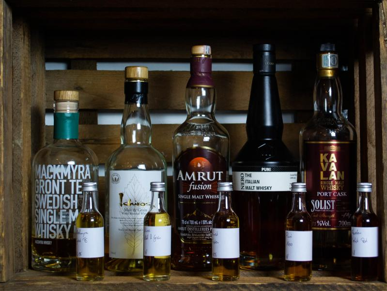 "Premium-Malts Tasting Paket ""International"""