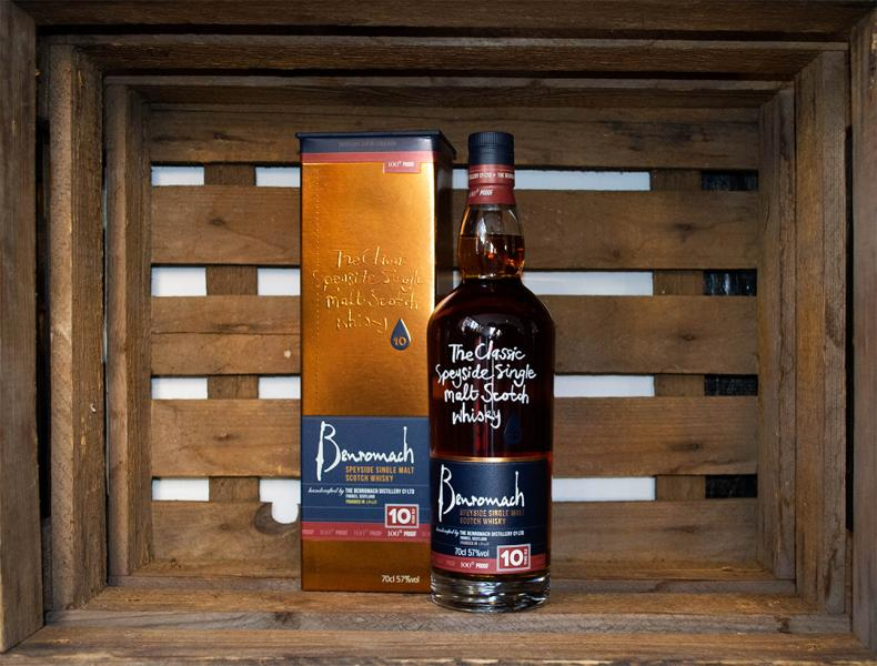 Benromach 100 Proof 10 Jahre 57.0%